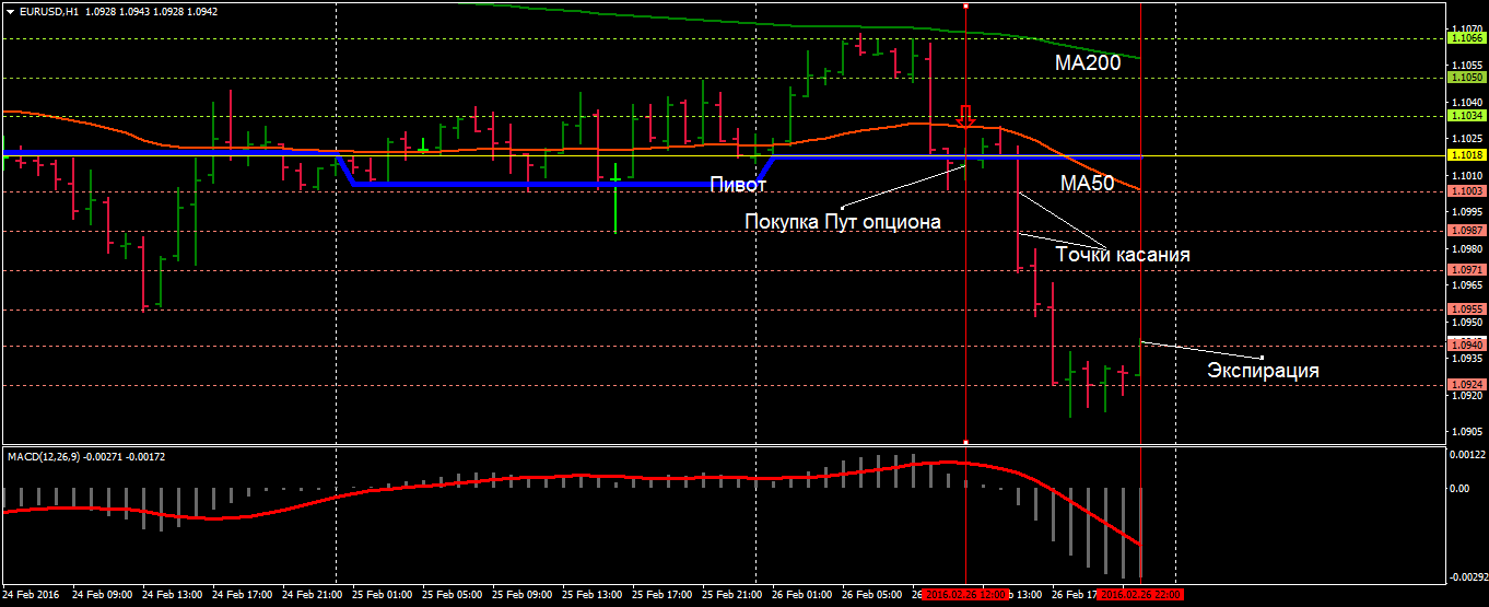 """Pivot Points Levels Trend"""