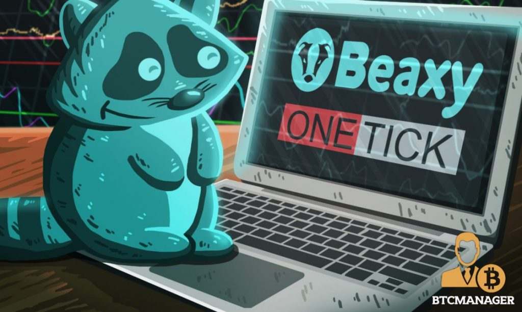 Beaxy and OneMarketData 1120x669 2